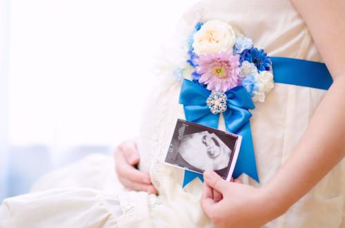 妊娠後期 エコー