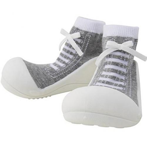 Baby feet(ベビーフィート) Sneakers Gray(スニーカーズ グレー)