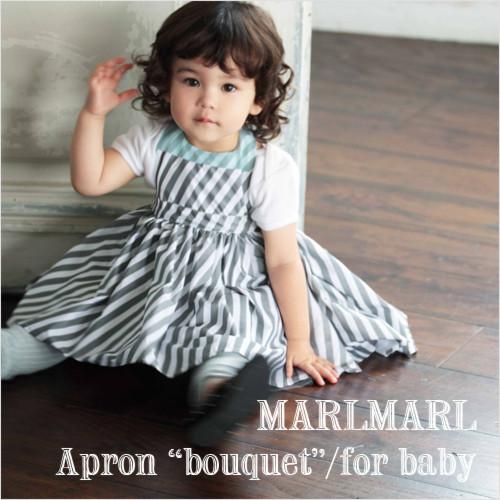 MARLMARL(マールマール):Apron bouquetシリーズモチーフ