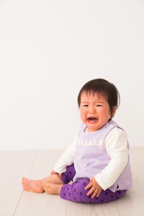 大泣き 赤ちゃん