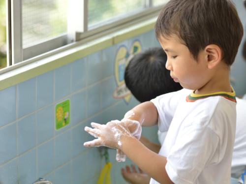 子供 手洗い