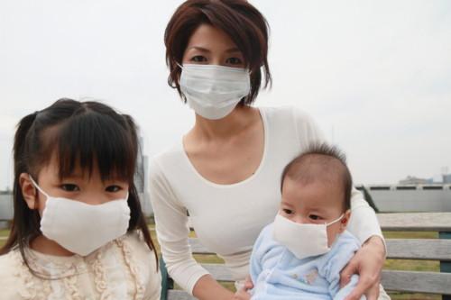 マスク 予防 子供