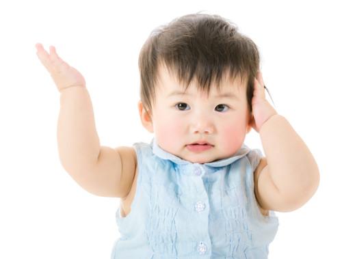 赤ちゃん 耳