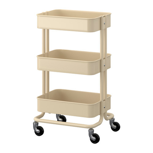 【IKEA/イケア/通販】 RASKOG キッチンワゴン
