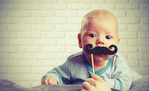 赤ちゃん 性格
