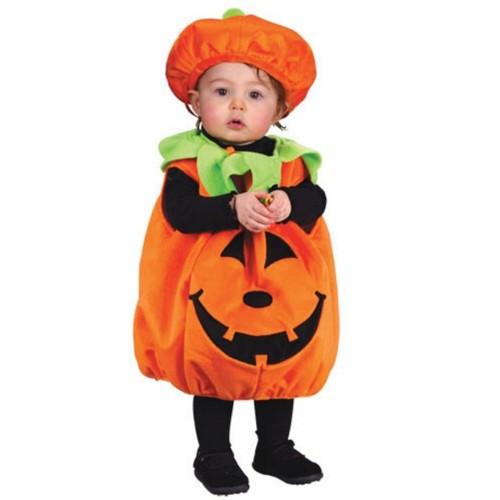 かぼちゃ着ぐるみ 帽子つき ◆ パンプキン ハロウィーンコスチューム