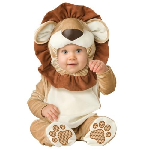 ライオン 着ぐるみ 赤ちゃん