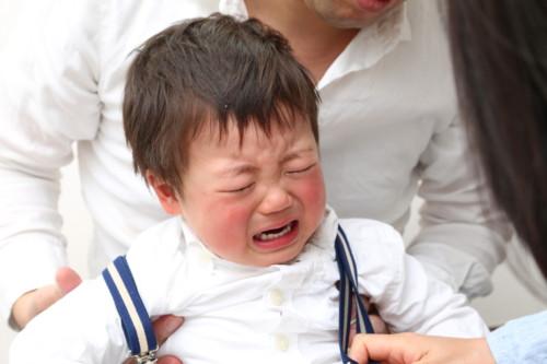 子供 パパ 泣く