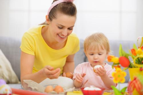 ママ 赤ちゃん 食事