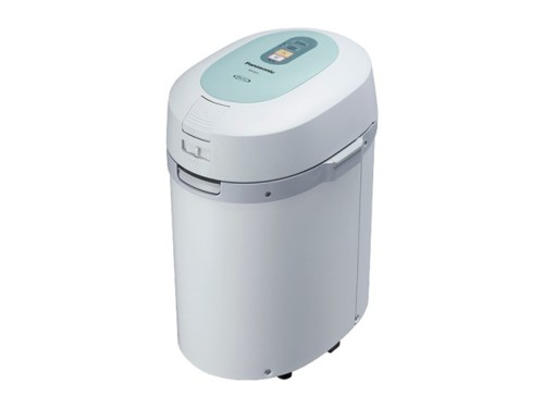 MS-N23-G 家庭用生ごみ処理機肥料づくりに