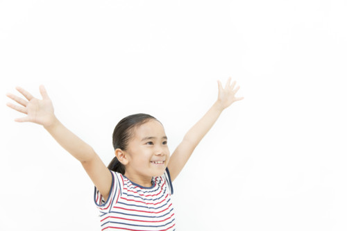 子ども 笑顔 日本人