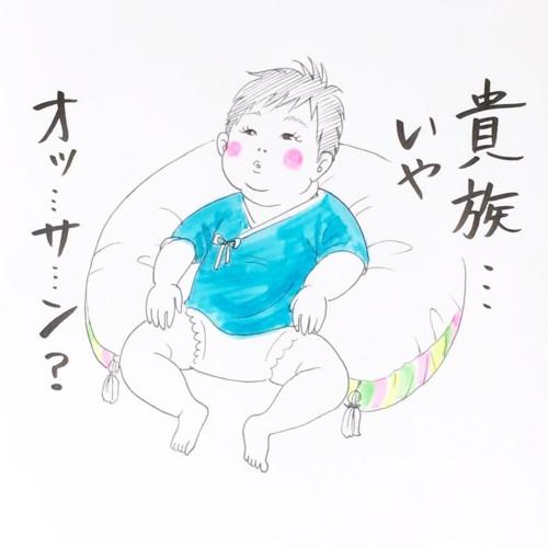 きたあかり @yukico.nikki イラスト