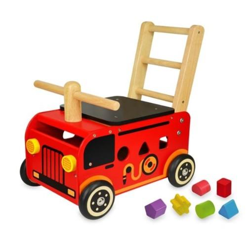ウォーカー&ライド 消防車  I'mToy アイムトイ